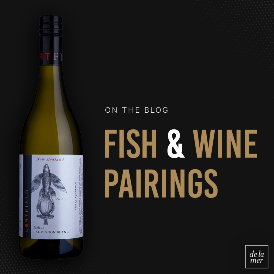 "Fish, ""Wine"" Not…"
